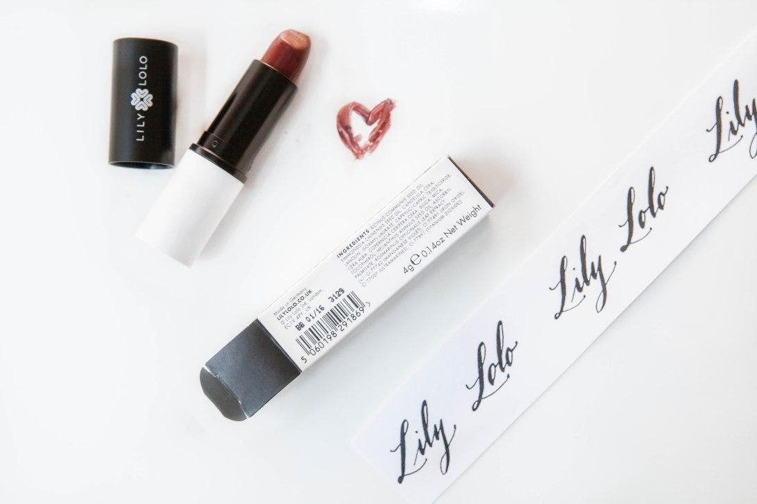 Lily Lolo Lipstick 2