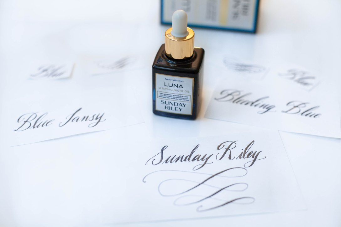 Sunday Riley Luna Sleeping Oil