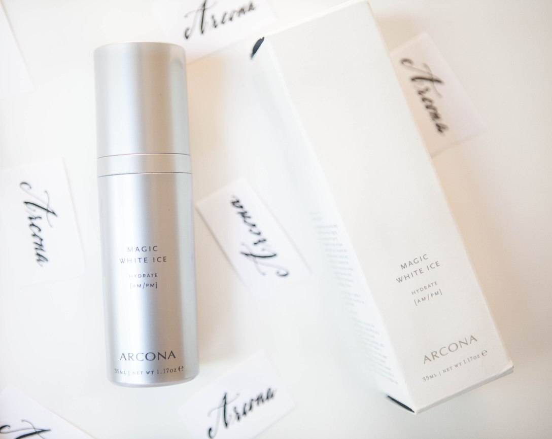 arcona magic white ice