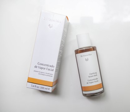 dr hauschka facial steam bath