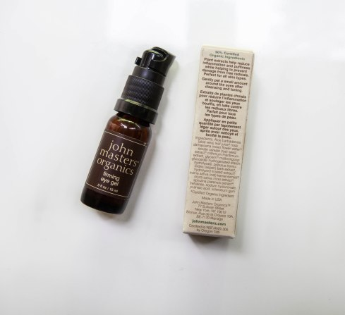john masters organics firming eye gel