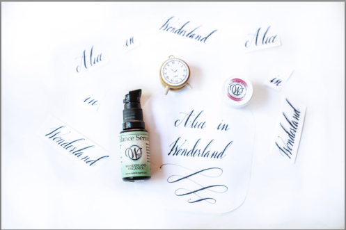 wonderland organics balance serum